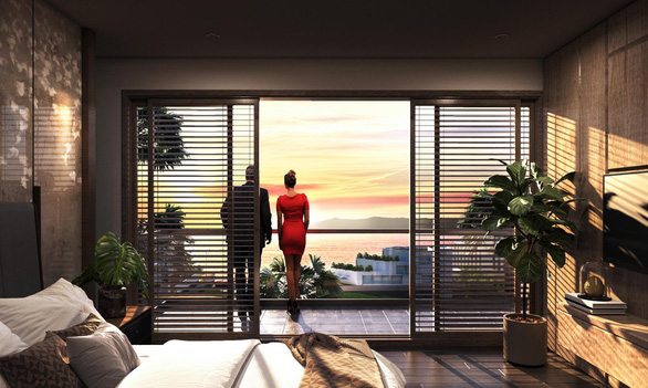 Cận cảnh công trường dự án biệt thự biển tại Phan Thiết - Ảnh 5.