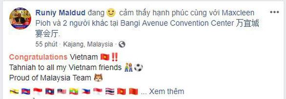 CĐV Hàn Quốc ngay lập tức chúc mừng tuyển Việt Nam vô địch - Ảnh 3.