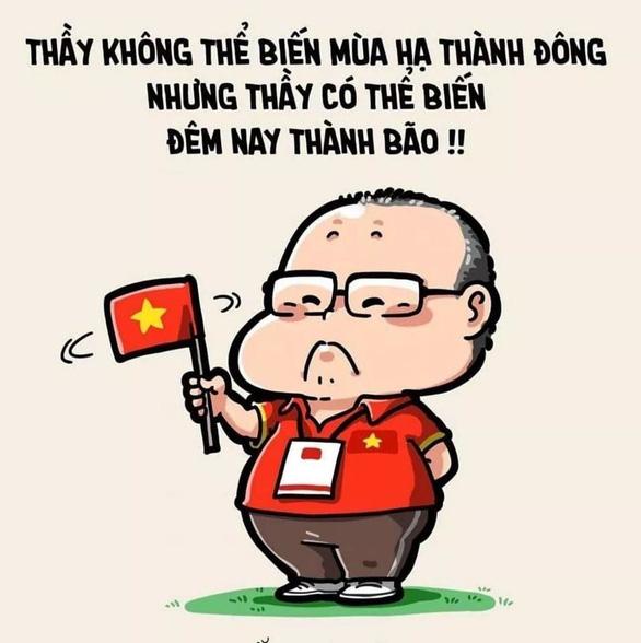 Dân mạng nhuộm đỏ mạng xã hội khi tuyển Việt Nam vô địch - Ảnh 10.