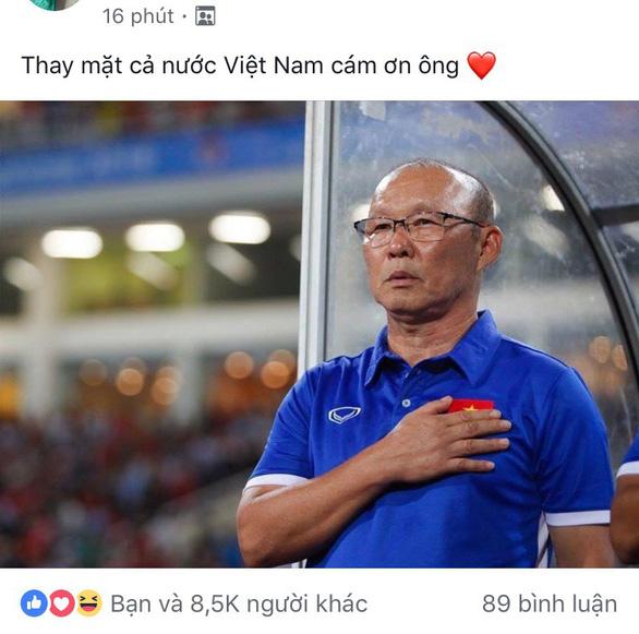 Dân mạng nhuộm đỏ mạng xã hội khi tuyển Việt Nam vô địch - Ảnh 11.