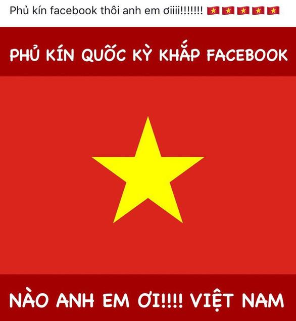 Dân mạng nhuộm đỏ mạng xã hội khi tuyển Việt Nam vô địch - Ảnh 3.