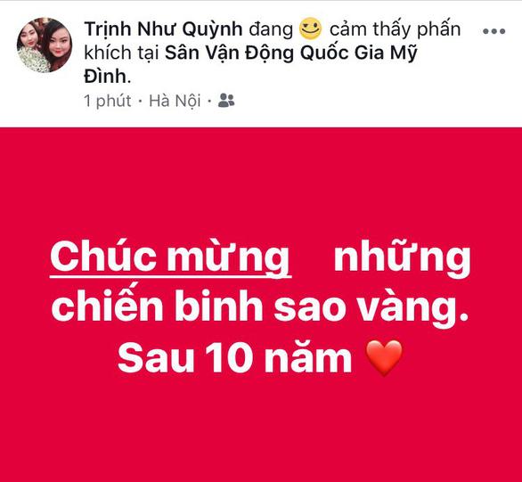Dân mạng nhuộm đỏ mạng xã hội khi tuyển Việt Nam vô địch - Ảnh 7.