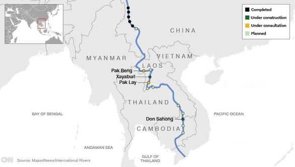 Giúp Lào làm thủy điện bền vững và thân thiện môi trường - Ảnh 2.