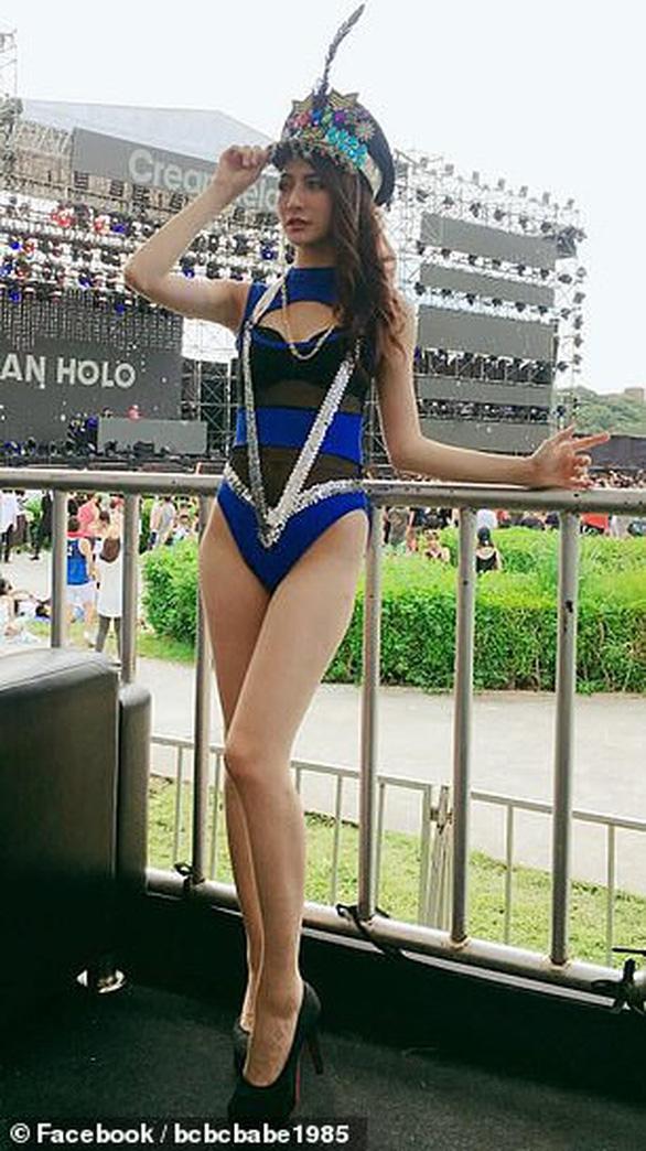 Dân mạng thích mê 'cô gái bán cá đẹp nhất' ở Đài Loan - Ảnh 6.