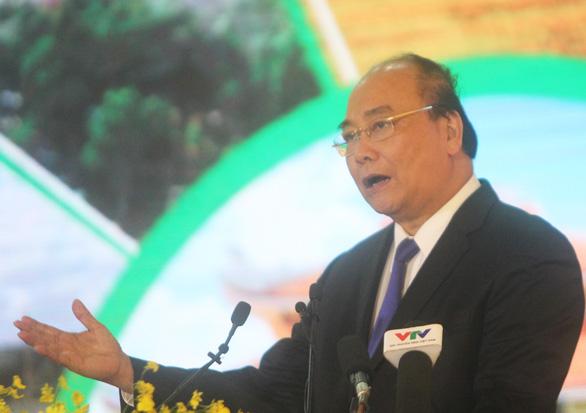 Thủ tướng: An Giang là nét chấm phá trong bức tranh của ĐBSCL - Ảnh 1.