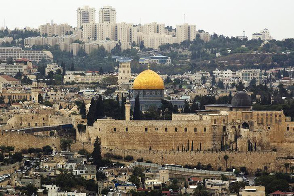 Bộ trưởng Israel chỉnh phát biểu của Úc về Jerusalem - Ảnh 1.
