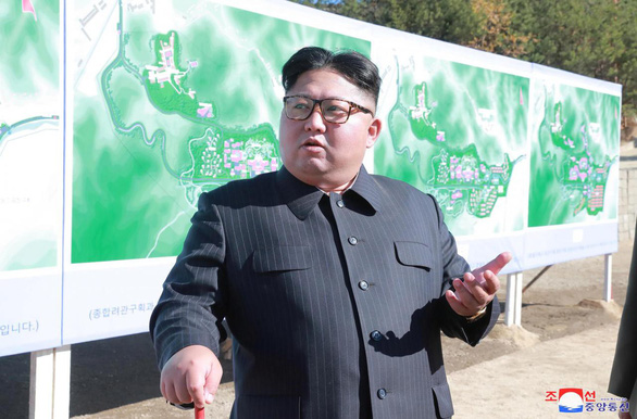 Triều Tiên cảnh báo đàm phán hạt nhân đổ vỡ vĩnh viễn - Ảnh 1.