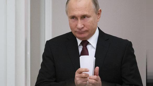 Tổng thống Putin nói gì về ý tưởng cấm nhạc rap? - Ảnh 1.