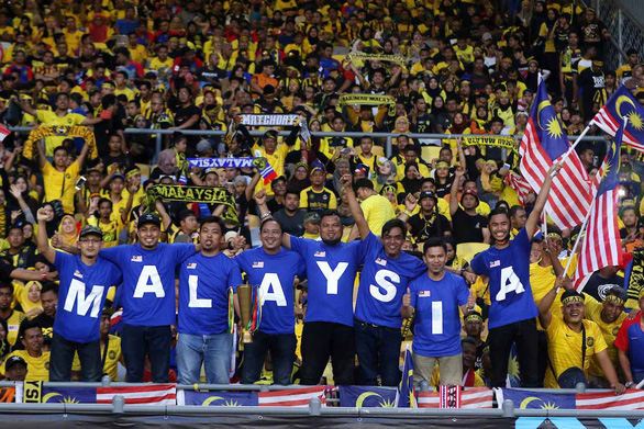 Trận đấu nào của AFF Cup 2018 gây ra tiếng ồn lớn nhất? - Ảnh 1.