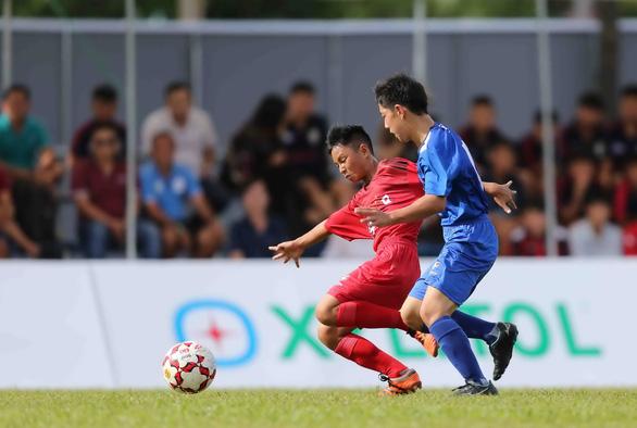 U13 Tokyu S Reyes vô địch giải bóng đá quốc tế VN - Nhật Bản - Ảnh 1.