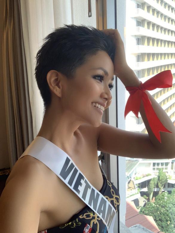 Phỏng vấn độc quyền HHen Niê trước giờ chung kết Miss Universe - Ảnh 5.