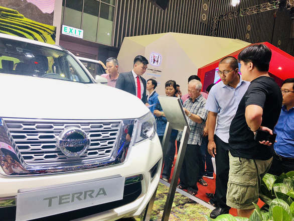 Nissan chấm dứt hợp tác với nhà phân phối ở Việt Nam - Ảnh 1.
