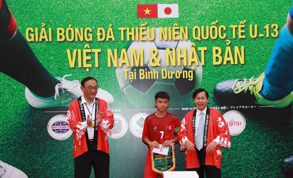 U13 Tokyu S Reyes vô địch giải bóng đá quốc tế VN - Nhật Bản - Ảnh 2.