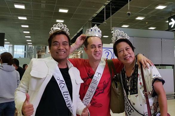 Miss Universe 2017 háo hức trao vương miện cho người kế nhiệm - Ảnh 4.