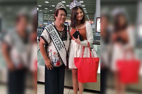 Miss Universe 2017 háo hức trao vương miện cho người kế nhiệm - Ảnh 5.