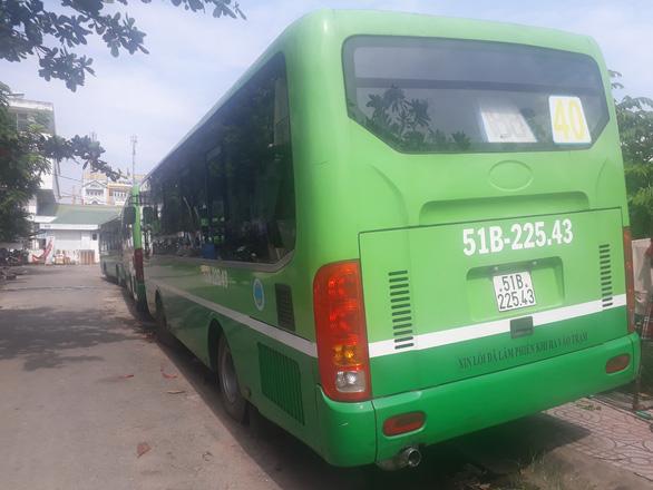 Đầu tư tiền chục tỉ, nhiều xe buýt trùm mền cả năm - Ảnh 2.