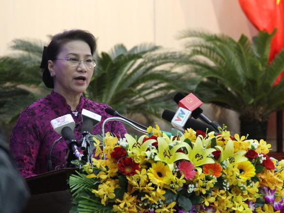 Chủ tịch Quốc hội: Diện mạo Đà Nẵng không thua thành phố nào - Ảnh 1.