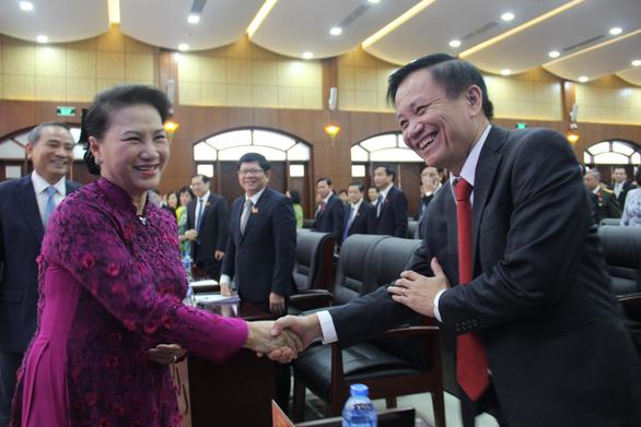 Chủ tịch Quốc hội: Diện mạo Đà Nẵng không thua thành phố nào - Ảnh 3.