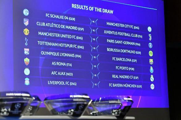 Liverpool đụng độ Bayern Munich ở vòng 16 đội Champions League - Ảnh 3.