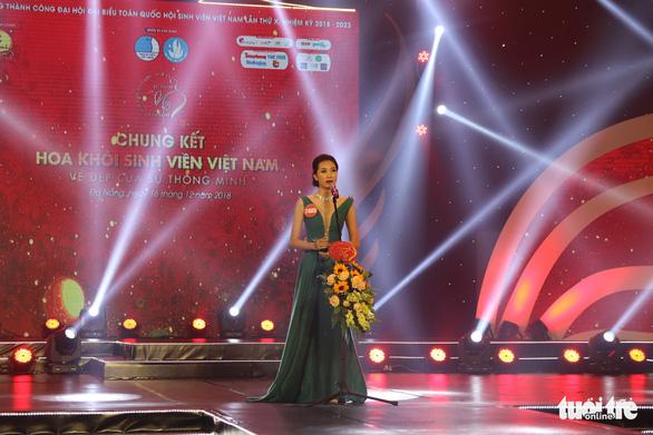 Nữ sinh trường Luật đăng quang hoa khôi sinh viên Việt Nam - Ảnh 8.