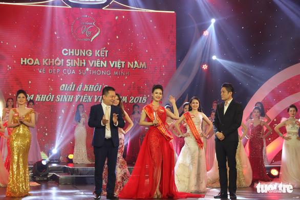 Nữ sinh trường Luật đăng quang hoa khôi sinh viên Việt Nam - Ảnh 11.