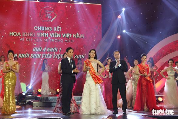 Nữ sinh trường Luật đăng quang hoa khôi sinh viên Việt Nam - Ảnh 10.