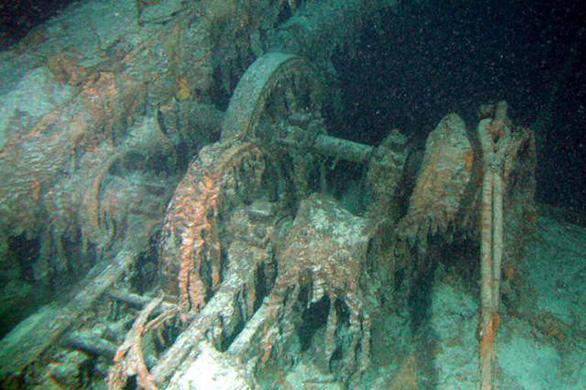 Muốn thăm xác tàu Titanic, hãy chuẩn bị 84.000 bảng Anh - Ảnh 1.