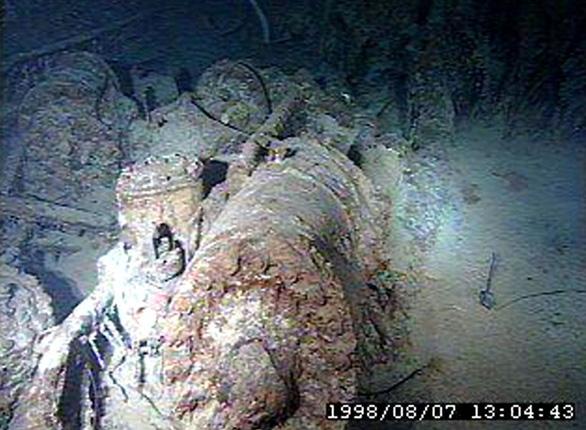 Muốn thăm xác tàu Titanic, hãy chuẩn bị 84.000 bảng Anh - Ảnh 3.