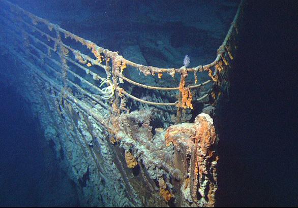 Muốn thăm xác tàu Titanic, hãy chuẩn bị 84.000 bảng Anh - Ảnh 5.