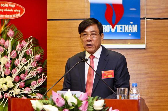 Bắt nguyên tổng giám đốc Tổng công ty Thăm dò, khai thác dầu khí - Ảnh 1.