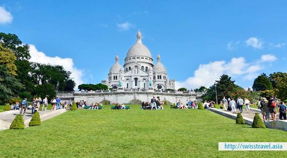 Tour châu Âu: Pháp - Đức - Hà Lan - Bỉ - Ảnh 2.