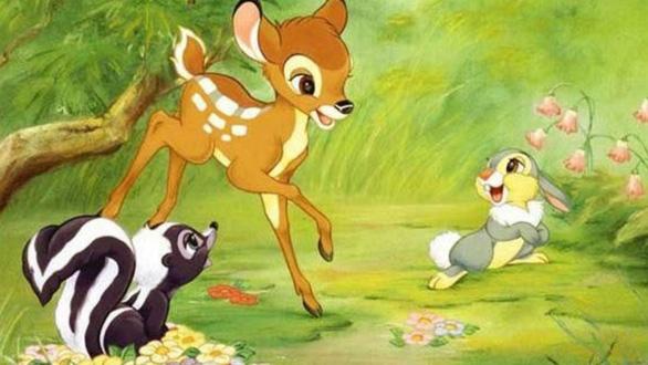 Giết nai, bị tòa tuyên phải xem phim hoạt hình nai Bambi trong tù - Ảnh 1.