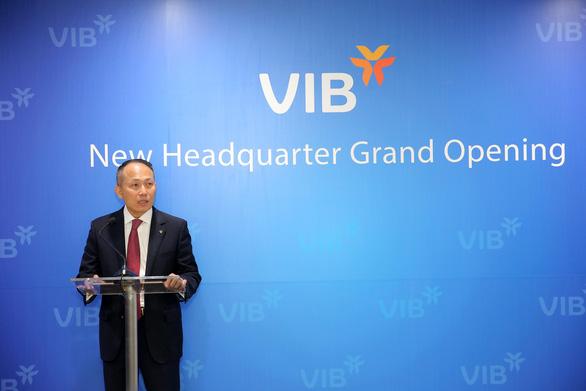 VIB khai trương hoạt động trụ sở chính tại TP.HCM - Ảnh 2.
