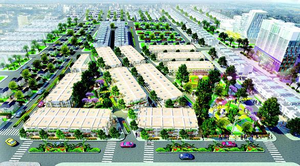 Eco Town Long Thành hút khách đầu tư - Ảnh 1.