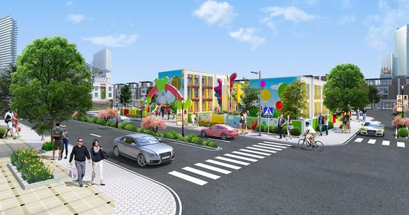 Eco Town Long Thành hút khách đầu tư - Ảnh 2.