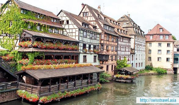 Tour châu Âu: Pháp - Đức - Hà Lan - Bỉ - Ảnh 3.