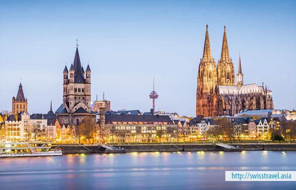 Tour châu Âu: Pháp - Đức - Hà Lan - Bỉ - Ảnh 4.