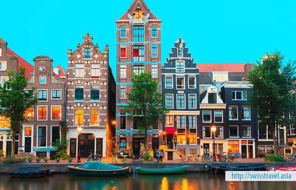 Tour châu Âu: Pháp - Đức - Hà Lan - Bỉ - Ảnh 5.
