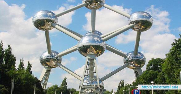 Tour châu Âu: Pháp - Đức - Hà Lan - Bỉ - Ảnh 6.