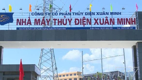 Bắt cán bộ huyện liên quan dự án thủy điện Xuân Minh - Ảnh 1.