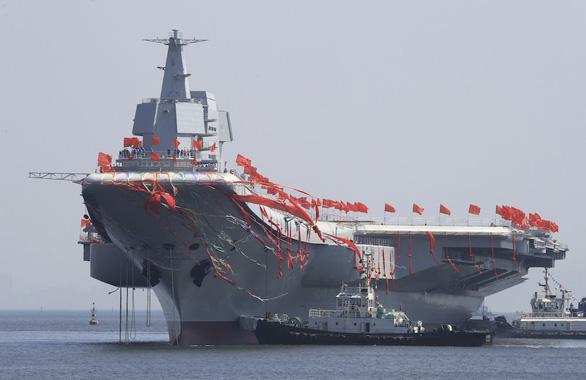 Tuồn bí mật tàu sân bay ra ngoài, quan Trung Quốc có nguy cơ lãnh án tử - Ảnh 3.