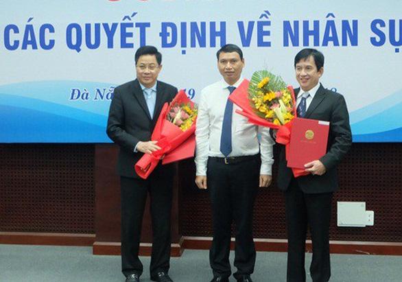 Đà Nẵng có chánh văn phòng UBND, giám đốc sở mới - Ảnh 1.