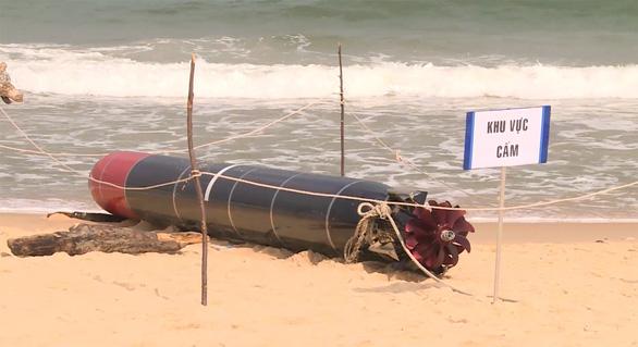 Trung Quốc thừa nhận mất ngư lôi trên Biển Đông - Ảnh 1.
