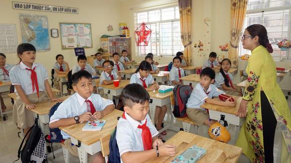 TP.HCM thiếu 2.900 phòng học các cấp học - Ảnh 1.