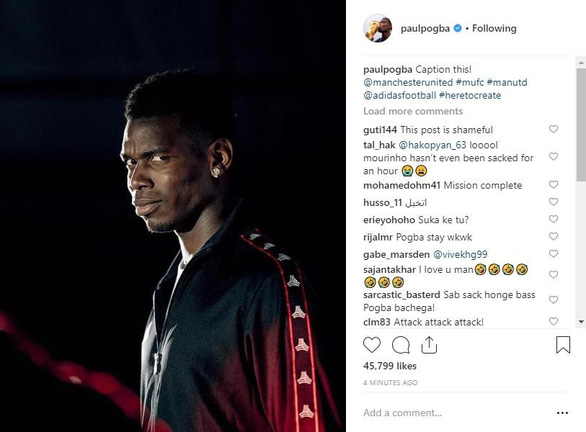 Cựu danh thủ Carragher: Pogba nên theo Mourinho rời khỏi M.U' - Ảnh 2.