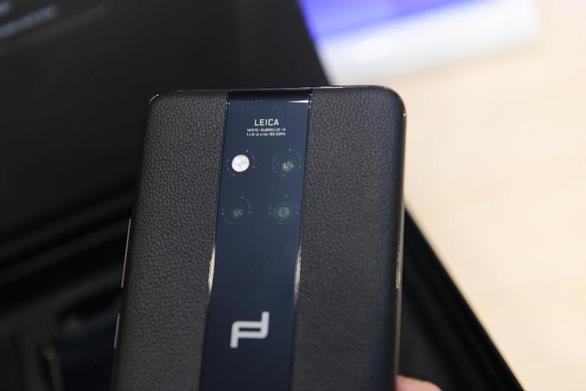 Trên tay Porsche Design Huawei Mate 20 RS: hội tụ công nghệ tối tân - Ảnh 2.