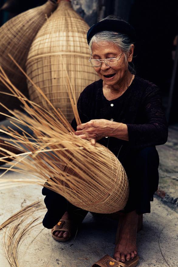 Thăm làng nghề đan đó 200 tuổi ở Hưng Yên - Ảnh 3.