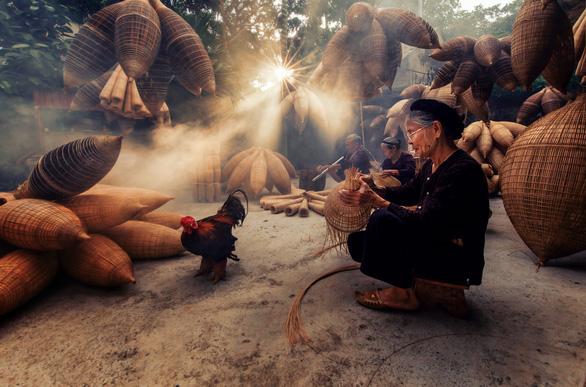 Thăm làng nghề đan đó 200 tuổi ở Hưng Yên - Ảnh 5.