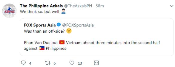 Dân mạng Philippines bực tức trước chiến thắng của tuyển VN - Ảnh 3.