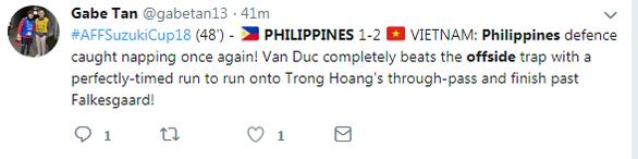 Dân mạng Philippines bực tức trước chiến thắng của tuyển VN - Ảnh 6.